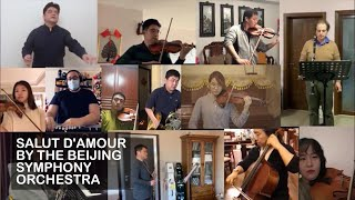 """""""Salut d'Amour"""" by the Beijing Symphony Orchestra"""