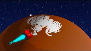 Paxi - Punaisen planeetan salaisuudet
