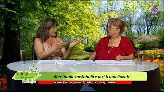 STIINTA TRANSFORMARE NUTRITIE 2017 08 21- Simona Ionita-Afectiuni metabolice-Ioana Bobocea