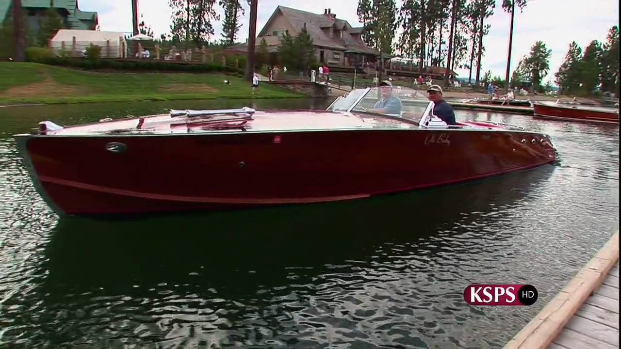 Northwest Profiles Passion For The Past Handcrafted Wooden Boats