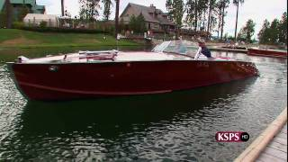 Northwest Profiles: Passion for the Past (handcrafted wooden boats)