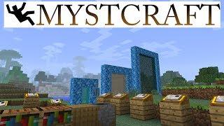 Minecraft Mods: Mystcraft (1.6.4)