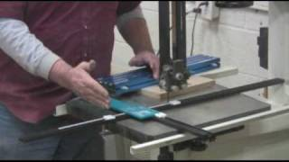 Accuright Magfence Circle Cutting Jig With Charles Neil Presented By Woodcraft