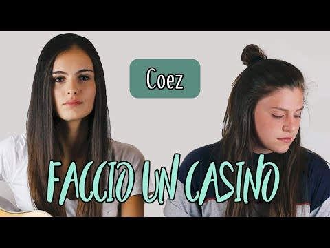 Faccio Un Casino - Coez | Opposite Cover