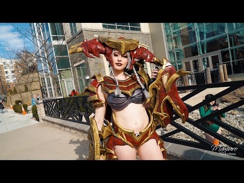 Katsucon 2017 Cosplay Highlights