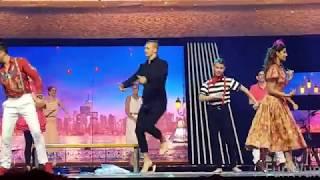 Hareem Farooq and Mikaal Zulfiqar Dance performance song Hum Awards 2018
