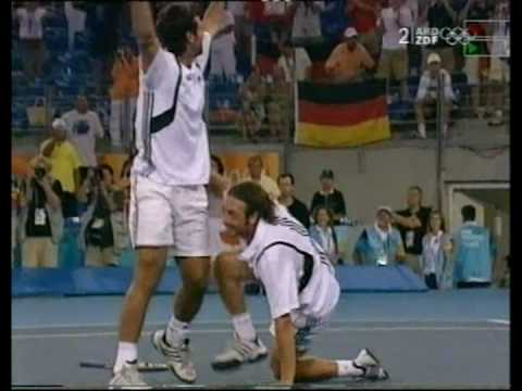 Doubles Gold Medal Match 2004 Chile vs. Germany Final Set 6/6