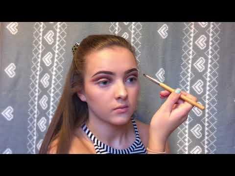 GLITTER CUT CREASE || 2018- Billie-jay Whitehouse