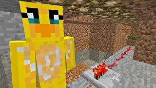 Minecraft PC - Feather Adventures : Redstone, Water & Wheat? - {102}
