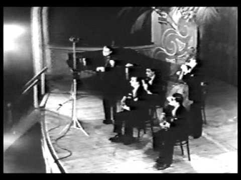 Django Reinhardt - Den Haag, 1937
