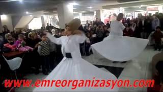 Van Semazen Ekibi-Emre Organizasyon-0530 523 83 70