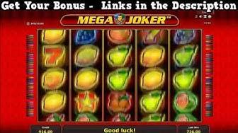 Mega Joker Slot - Compare Online Casinos - Play Free Casino Games