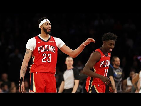 NBA PLAYOFFS UPDATE: Are The Pelicans The Best Team In The Playoffs?!