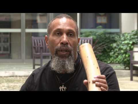 Sharing a story through Aboriginal Australian Songline
