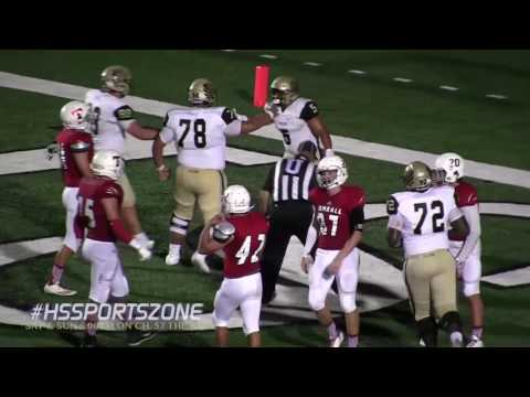 Tomball Cougars vs Foster Falcons 9-16-16