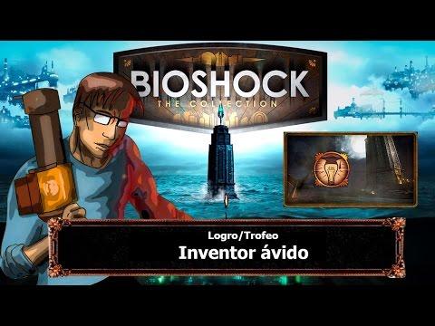 Bioshock The Collection | Logro/Trofeo | Inventor ávido