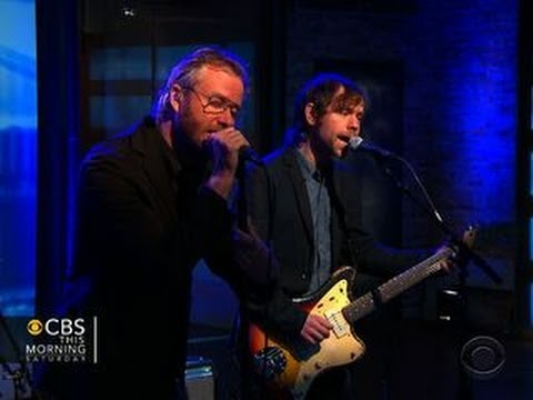 The National performs Dont Swallow the Cap on Saturday Sessions