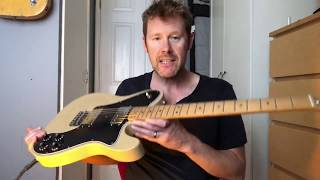 Fender Vintera 70's Telecaster Deluxe - Review