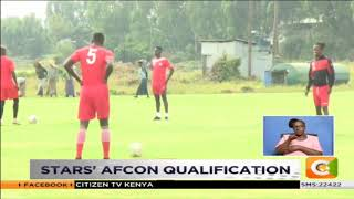 Stars' AFCON qualification
