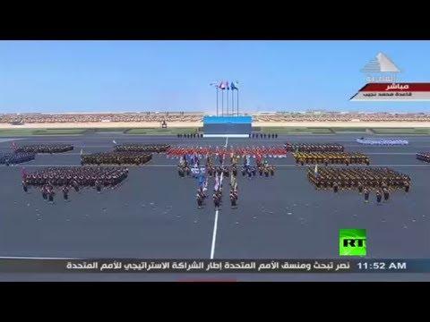 السيسي يفتتح -قاعدة محمد نجيب- العسكرية بمحافظة مرسى مطروح المصرية  - نشر قبل 5 ساعة