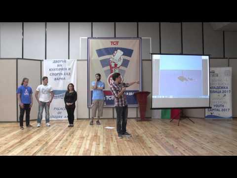 Clean Marine team - Final Presentations -Startup Weekend City @ Varna 2015
