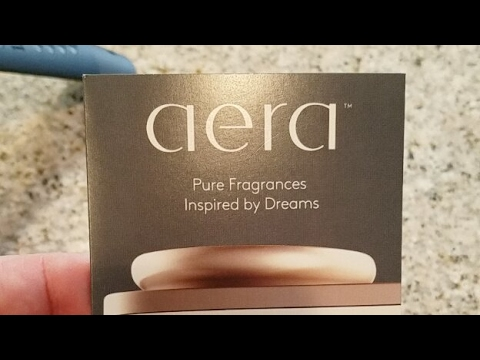 Aera Smart Home Fragrance Unboxing Live On Youtube