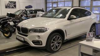 Достойный BMW X6 F16 по низу рынка за 2.400тр