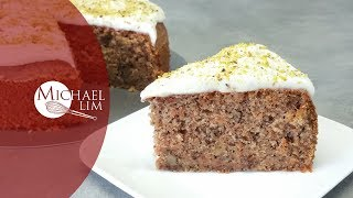 Carrot Cake (with walnuts)