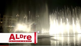 The Fountain - Mega Show - We Always Love Dubai [HD]
