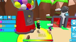 Roblox bubble gom simulator