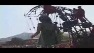 Royal de Luxe, segunda parte -The Little Girl Giant in Chile