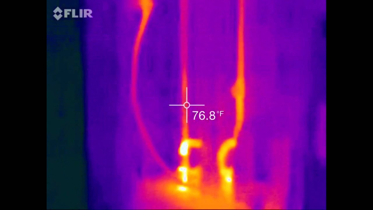 bd0f49394a6a6 See through walls! Flir One Thermal Imaging Infrared Camera review ...