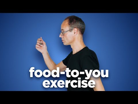 Food to You - Meal Time Exercise