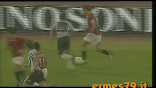 Campionato 2006/07 - 8° Roma Ascoli 2-2