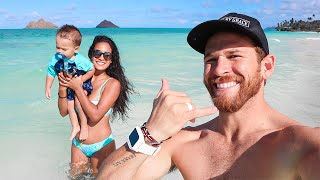 A Day In Our Life Living In Hawaii: Family Vlog