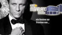 Kino Movieland Erkner -  Spectre Preview & James Bond Party
