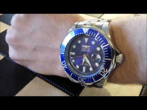 Invicta Grand Diver – A Flawed, but Fantastic Watch