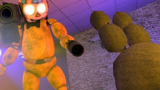 - Five Nights at Freddy s Animation Overpowered SFM FNAF