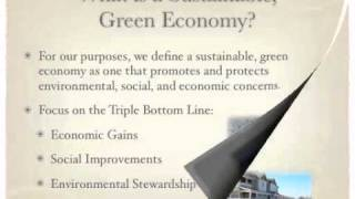 Introduction to the Green Report Thumbnail