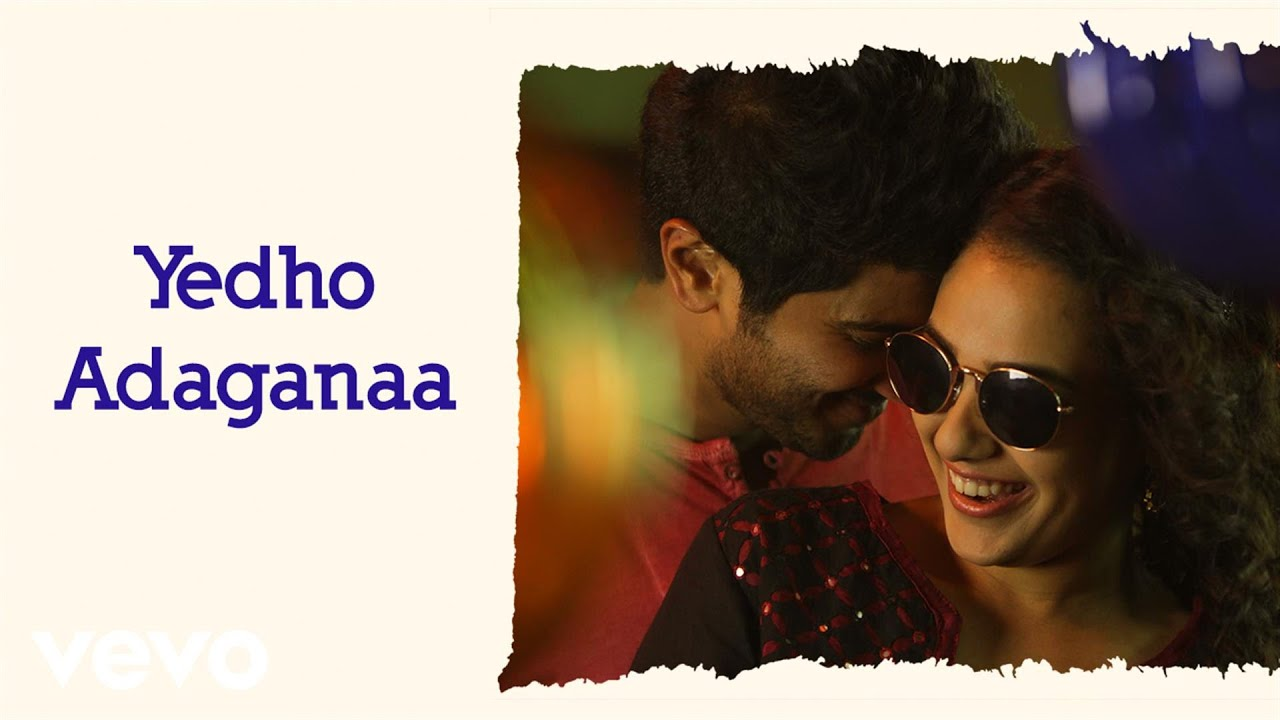 OK Bangaram - Yedho Adaganaa Lyric Video | A R  Rahman, Mani Ratnam