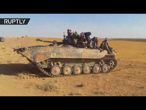 EXCLUSIVE: ISIS losing its positions to SAA in Deir ez-Zor