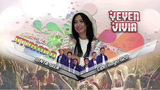Video Yeyen Vivia - Cinta Gila (Official Music Video) download MP3, 3GP, MP4, WEBM, AVI, FLV Oktober 2017