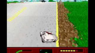 Speed Racer (SNES) gameplay