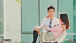 Heeriye Ni Nasha Tera Kar Ke Ranjha Ye Tabah Ho Gaya | Korean Mix | School Life Love Story Video