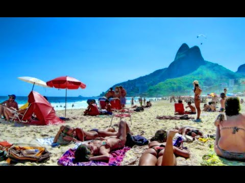 Копакабана и Ипанема (Рио-де-Жанейро)
