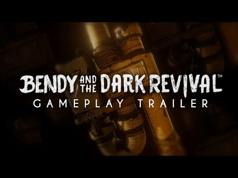 """Bendy And The Dark Revival"" - Gameplay Trailer"