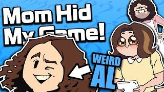 Mom Hid My Game w/ Special Guest WEIRD AL - Guest Grumps