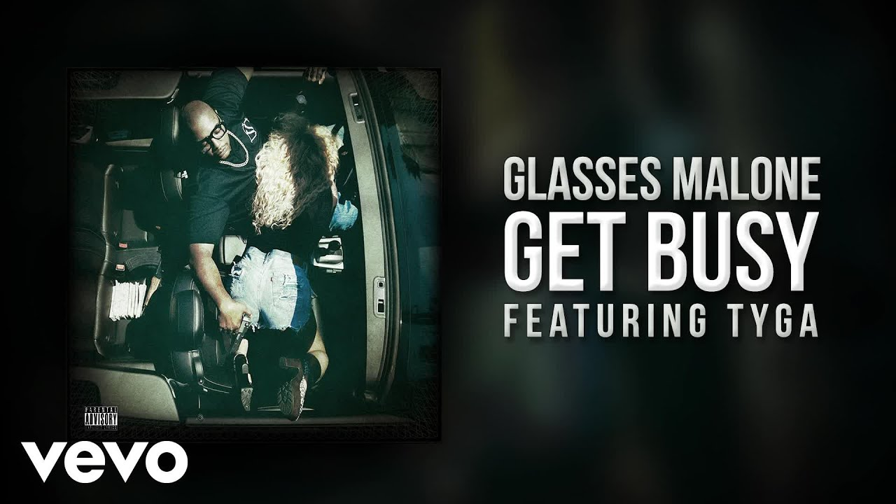 Get Busy Glasses Malone