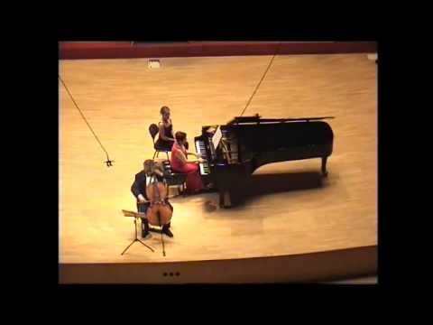 L.V.Beethoven - Cellosonate Nr. 3 A-Dur op. 69  (Shoshana Rudiakov & Dawid Grigorian)