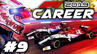F1 2019 CAREER MODE Part 9: THREE UPGRADES! BIG IMPACTS!